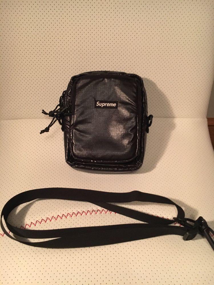 Supreme Shoulder Bag Fw17 Fashion