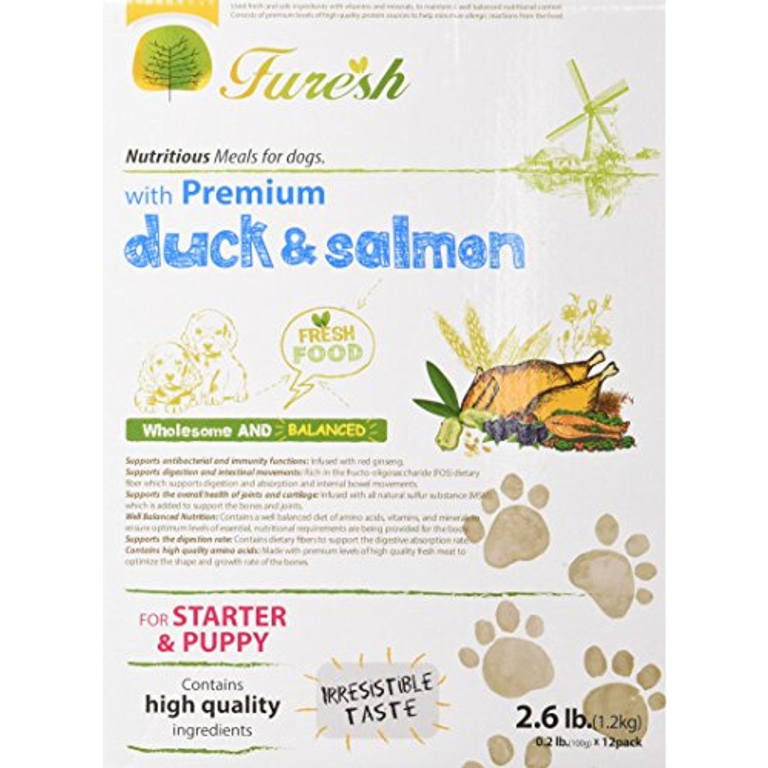 Furesh Dry Dog Food You Can See This Great Product This Is An