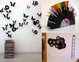 Decoracion portadas discos sobre forex