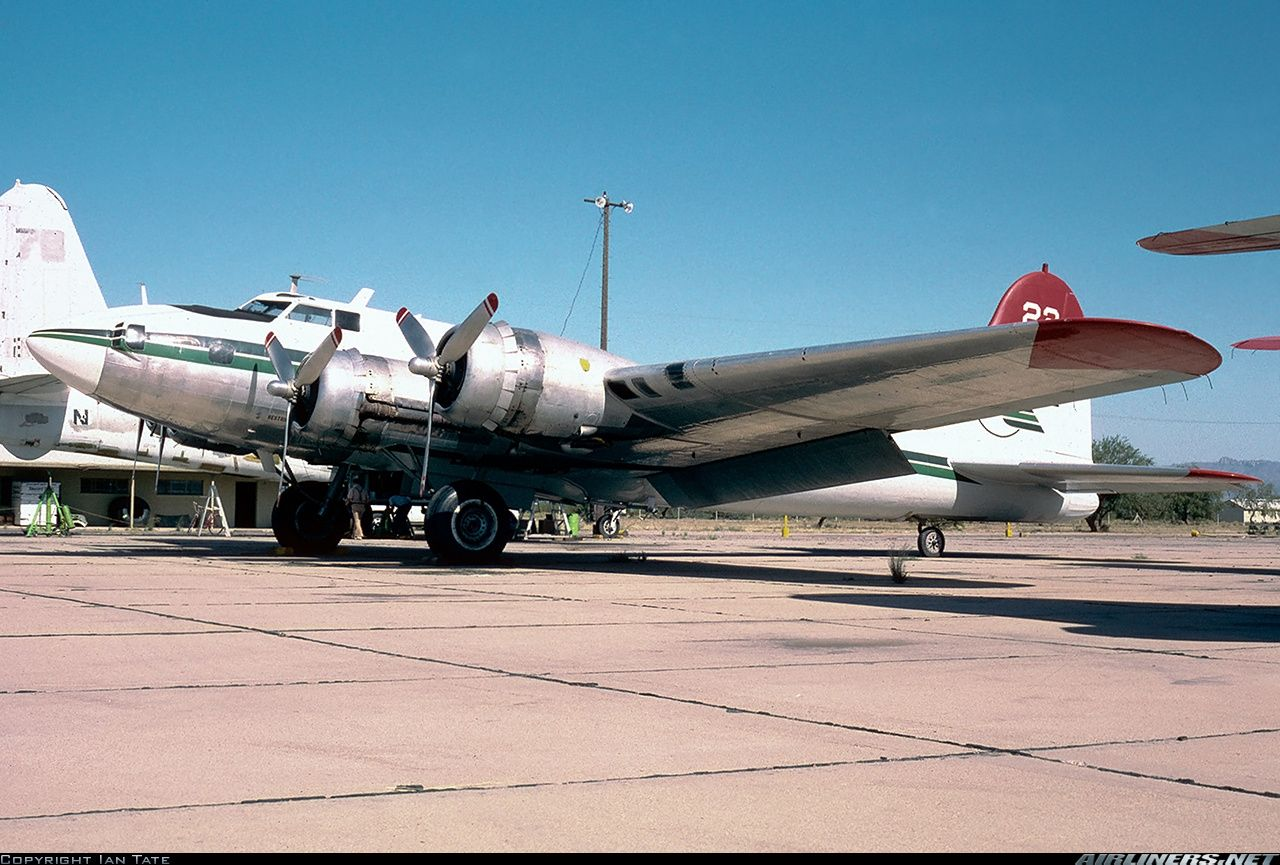 Evergreen's Tanker 22 is now preserved at the Evergreen