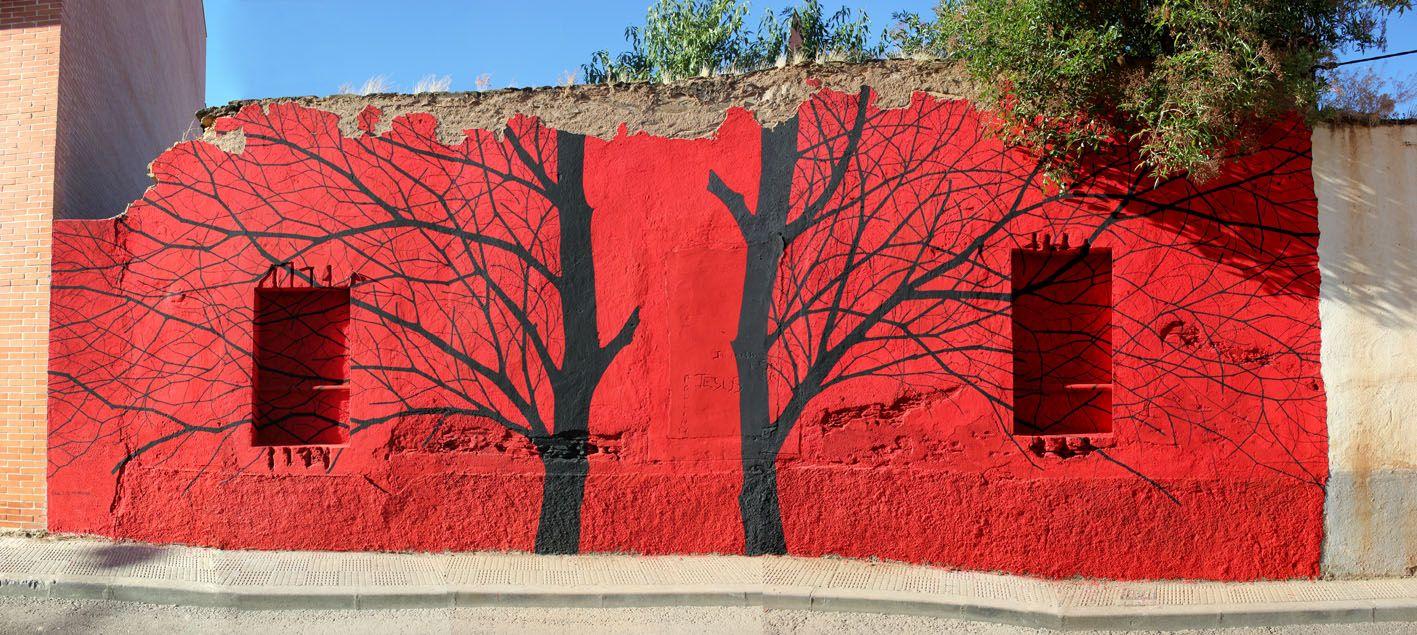 Pablo S. Herrero: Gap (quartieri rossi IV)
