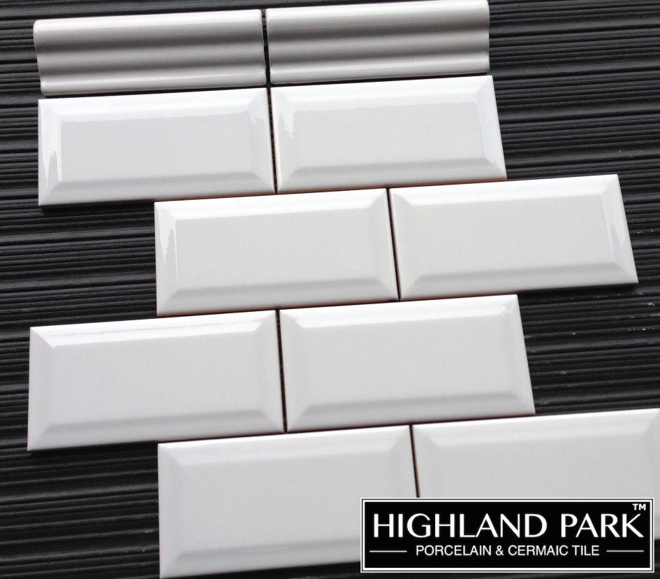 Beveled Subway Tile 36 Subway Tile For 300sf Free Shipping