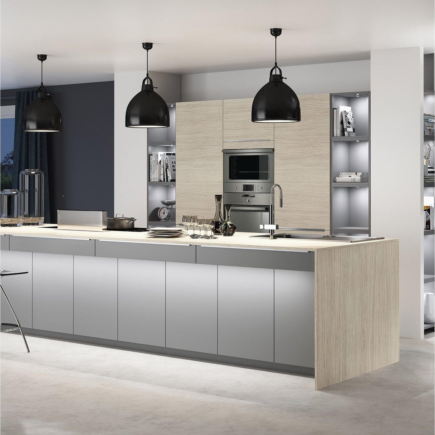 Lovely Pose De Cuisine Leroy Merlin Kitchen Remodel Kitchen Design Kitchen