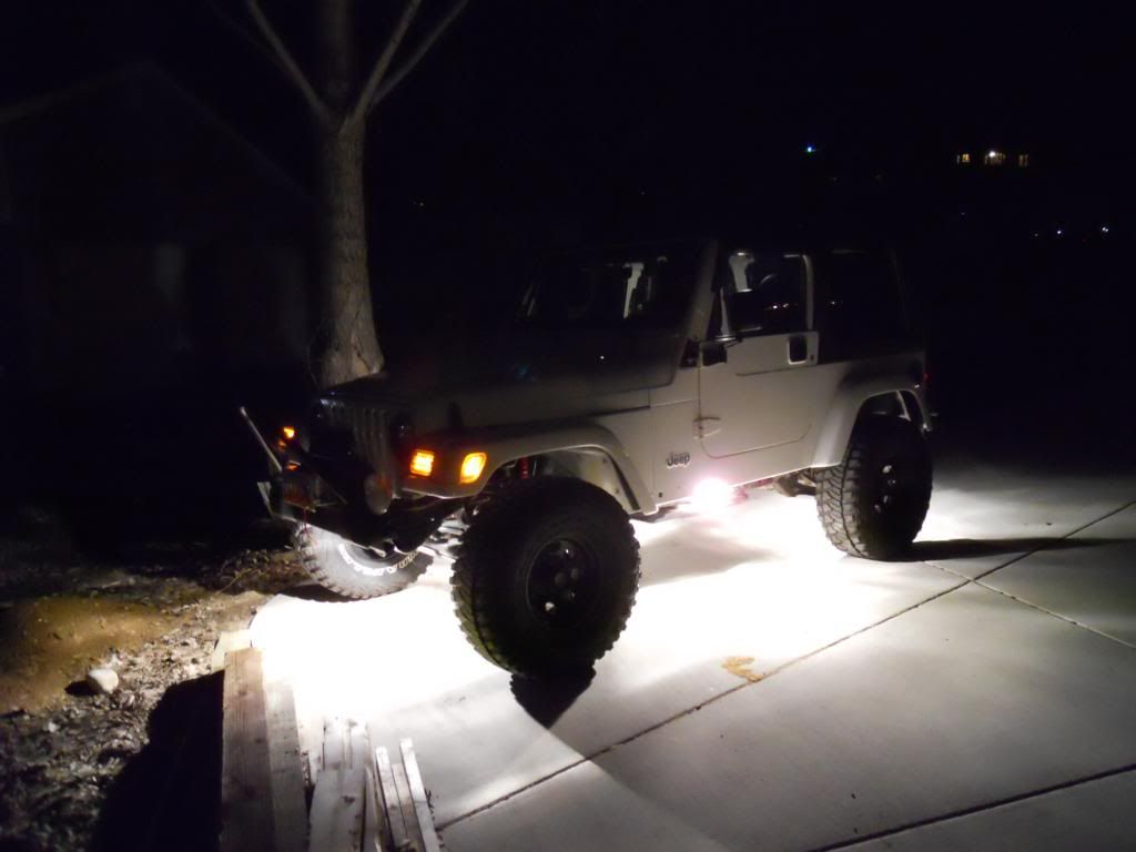 Rock Lights Jeep Wrangler Forum Jeep Life Jeep Yj
