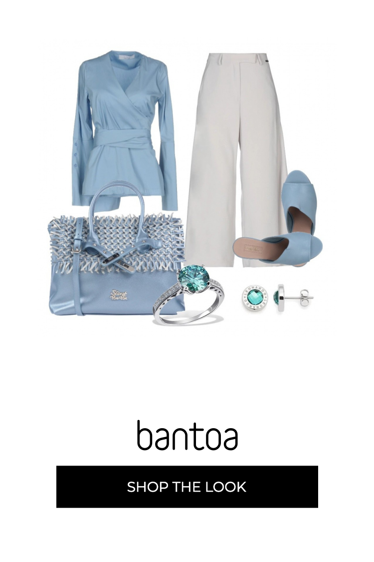 Photo of Cerimonia nei colori del mare: outfit donna Chic per cerimonia | Bantoa