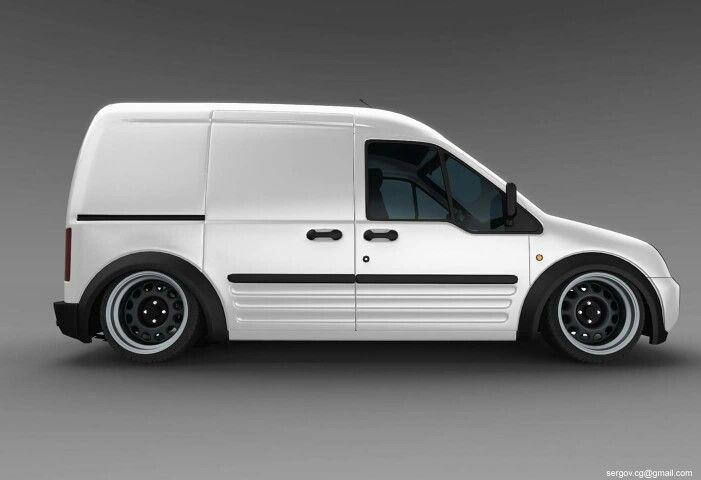 Transit Connect Rendering Ford Transit Connect Camper Ford