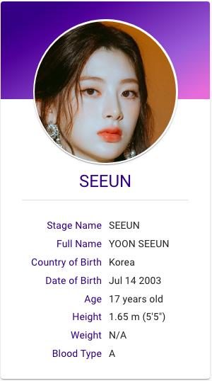Seeun Stayc Hallyu Idol Profile Kpop Profiles Kpop Groups