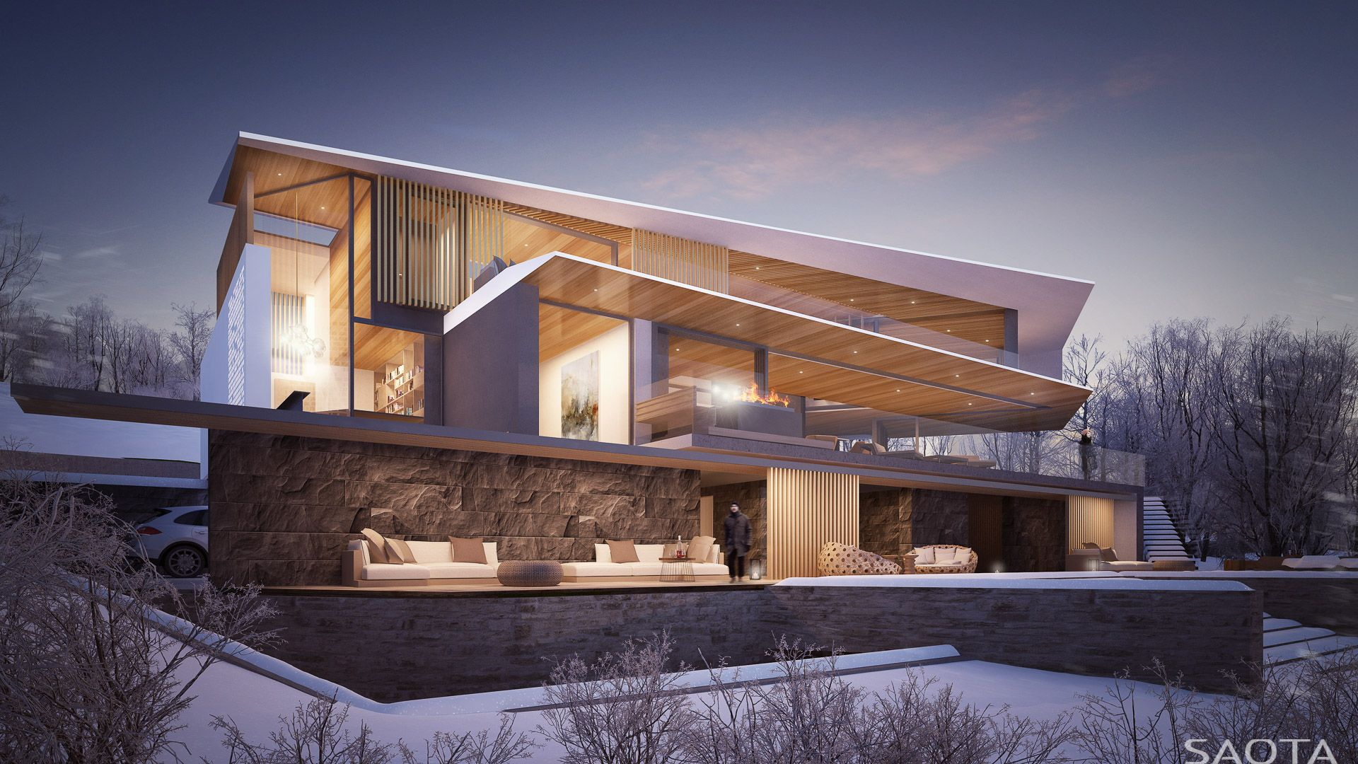 Ch Lakeview - Saota Architecture And Design 7