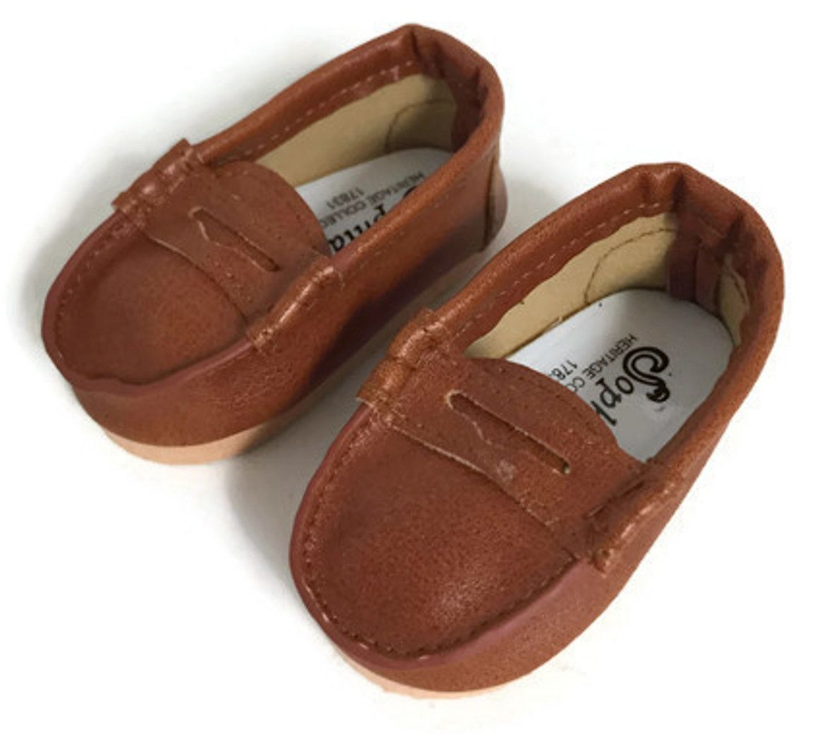 a58735adb8b5a Brown Penny Loafer Shoes | Logan's outfits | Loafer shoes, Penny ...