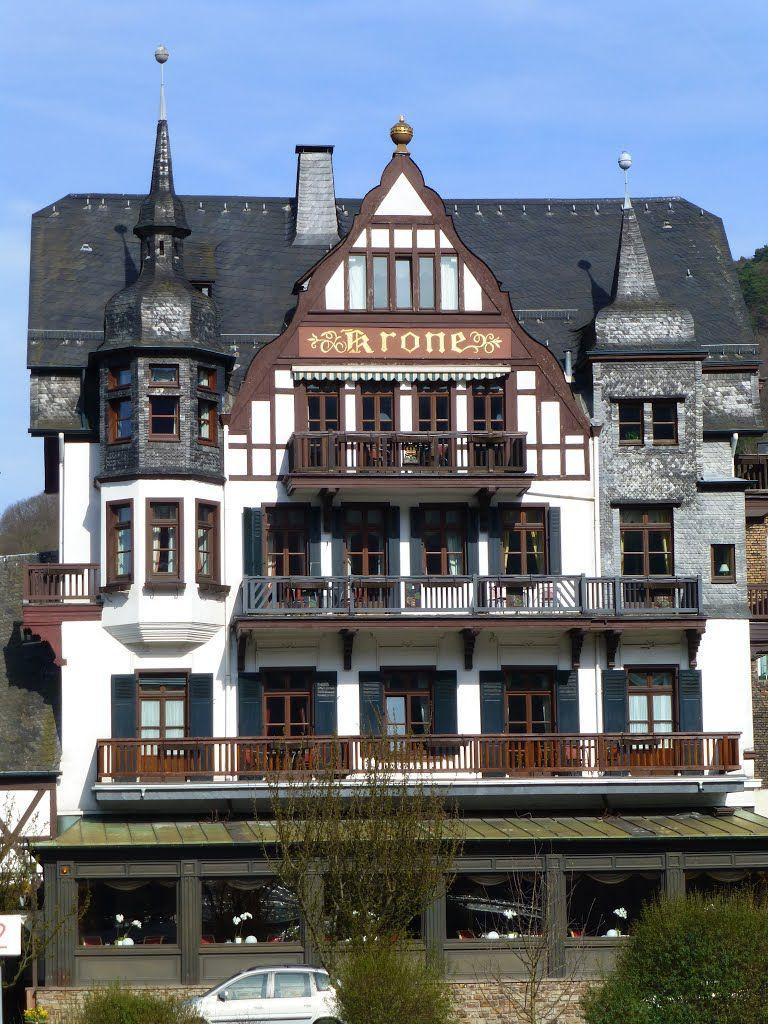 Hotel Krone, Assmannshausen on the Rhine