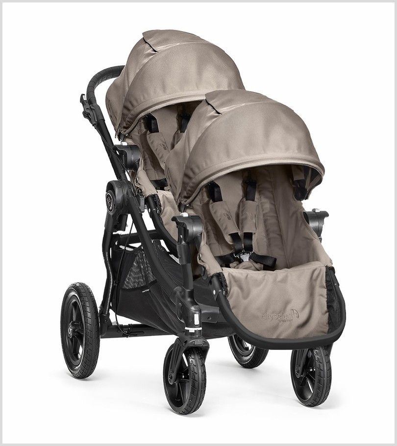 39++ City select double stroller pram information