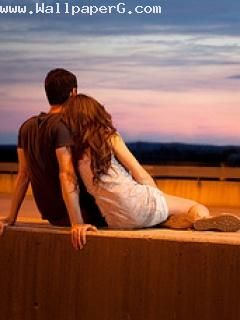 Lovers best moment