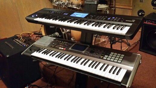 Korg Krome Fantom S | Making Music | Music instruments, Music