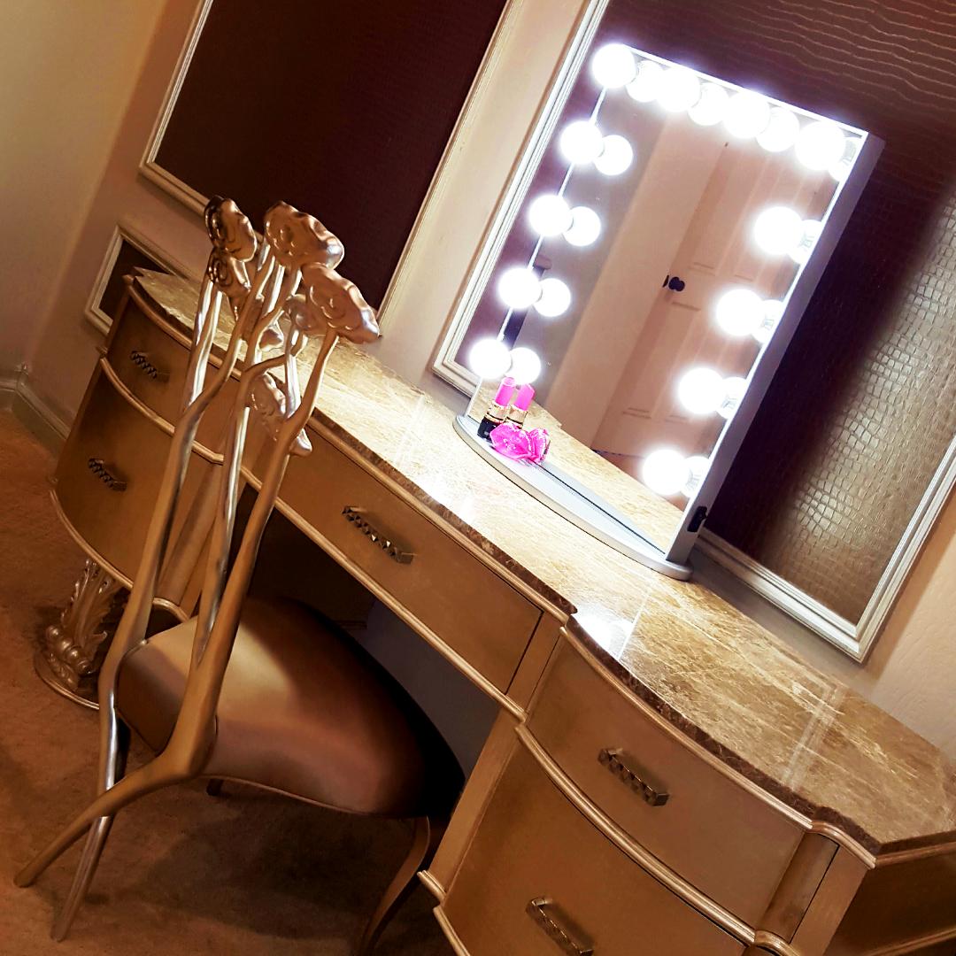 Hollywood Glow Xl Vanity Mirror Impressions Vanity Inspo Vanity