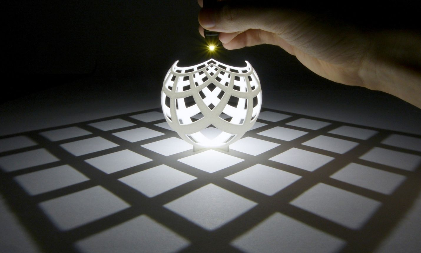 lamp shadows 3d printing