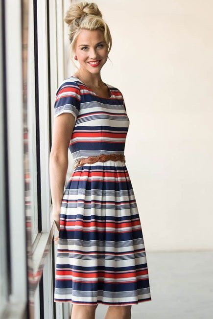 modest dresses casual 15 best outfits | Style | Pinterest ...