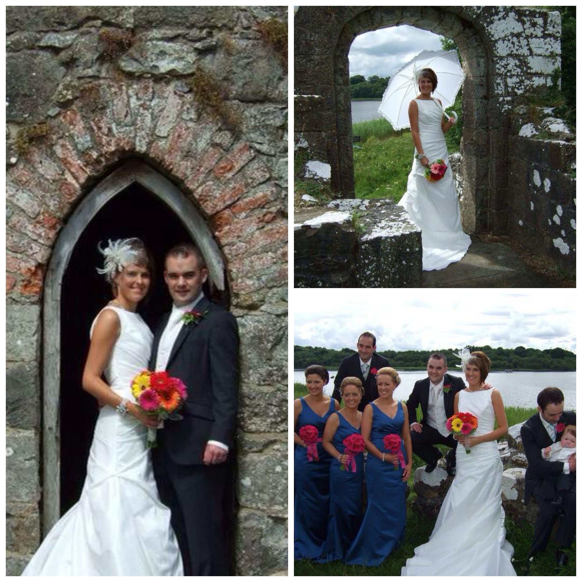 Real Brides Ireland: What A Gorgeous Location At Crom Castle At County