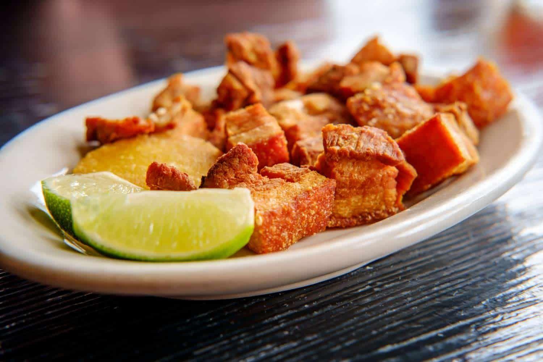 Chicharrones De Cerdo Cubanos Receta Receta Chicharrones Chicharrones De Cerdo Recetas De Comida Fáciles