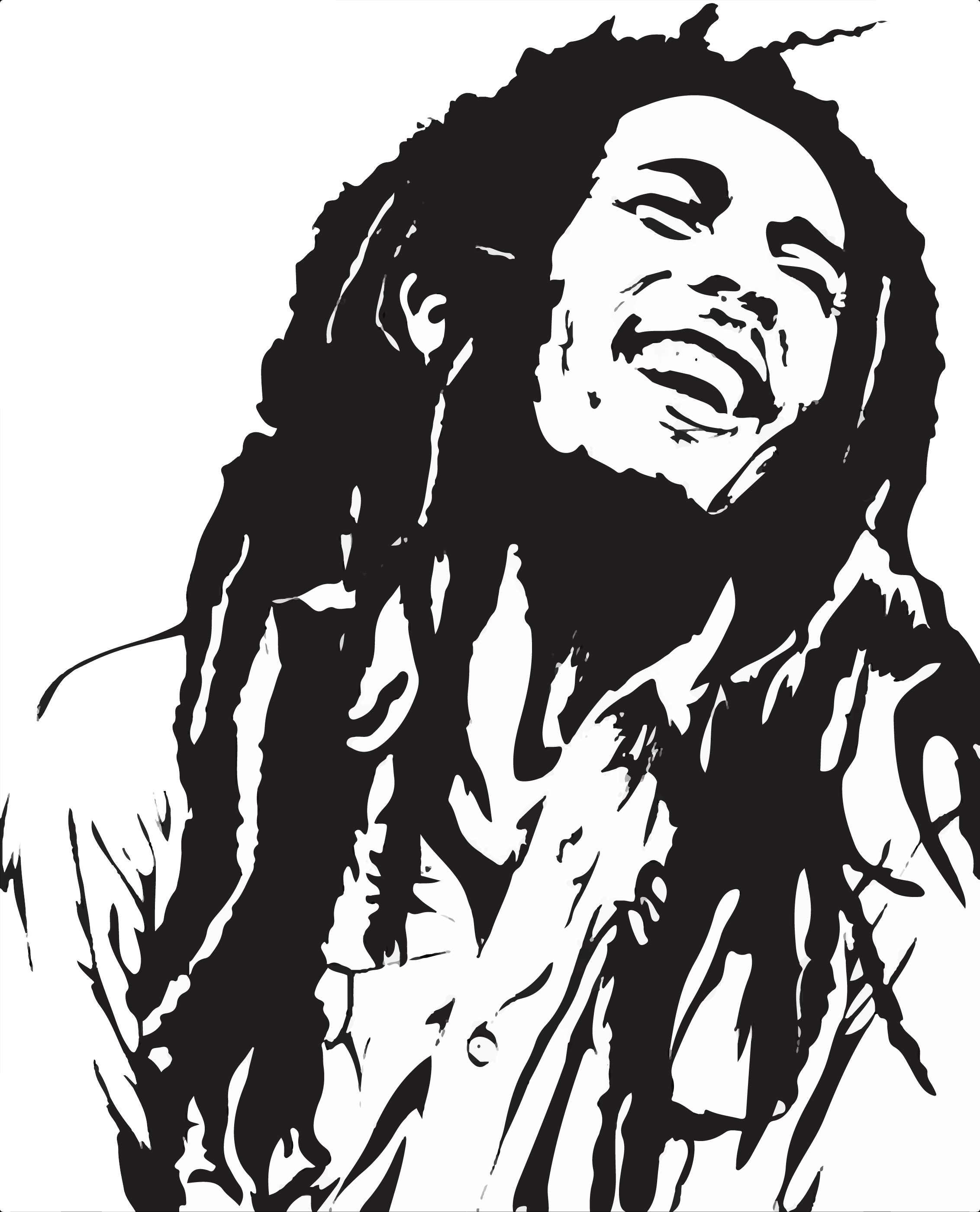 Bob Marley Png Bob Marley Art Bob Marley Tattoo Bob Marley Painting