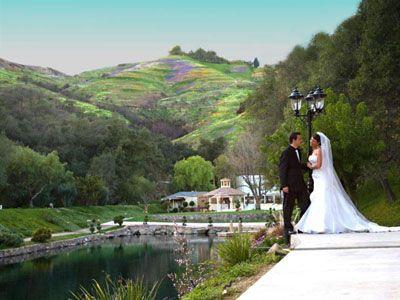 Southern california garden wedding locations gardens for Castle wedding venues southern california