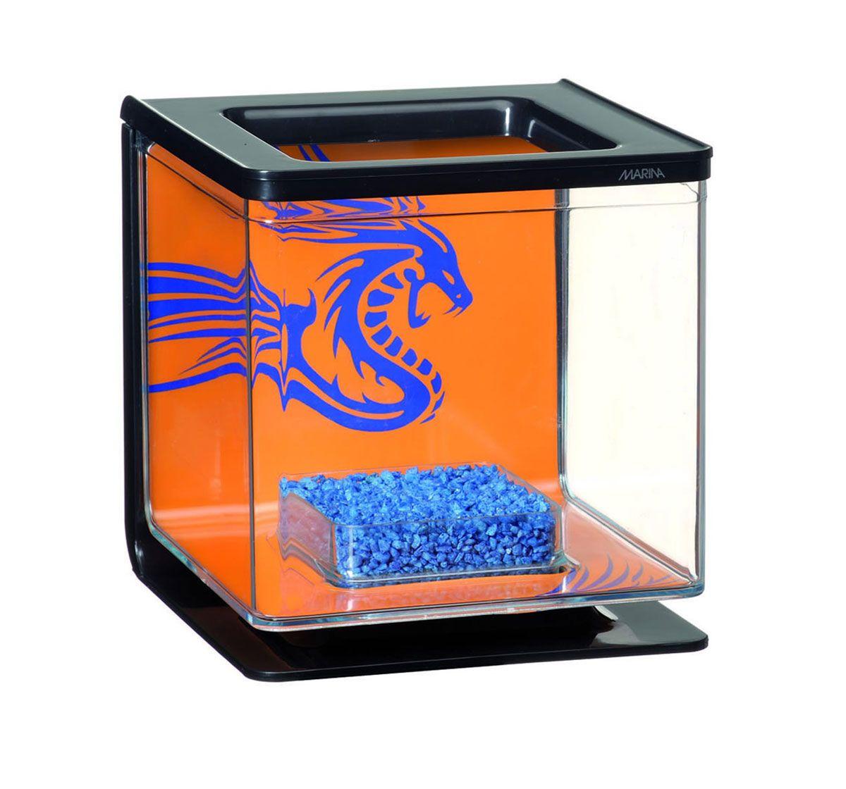 Marina Betta Kit Boy Theme 2 Ltr Aquarium Fish Fishing Products Fish Care