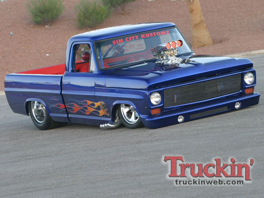 Free ford f100 rod wallpaper download the free ford f100 rod
