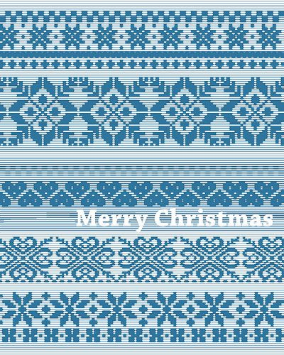 fair isle christmas | Fair isles, Patterns and Knit patterns