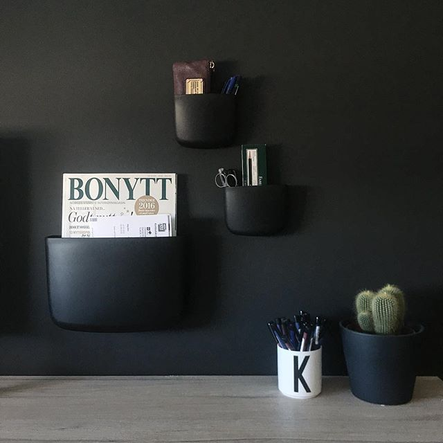 Pocket organizers  perfekt til å oppbevare papirer, regninger, penner og andre ting man har på kontoret!