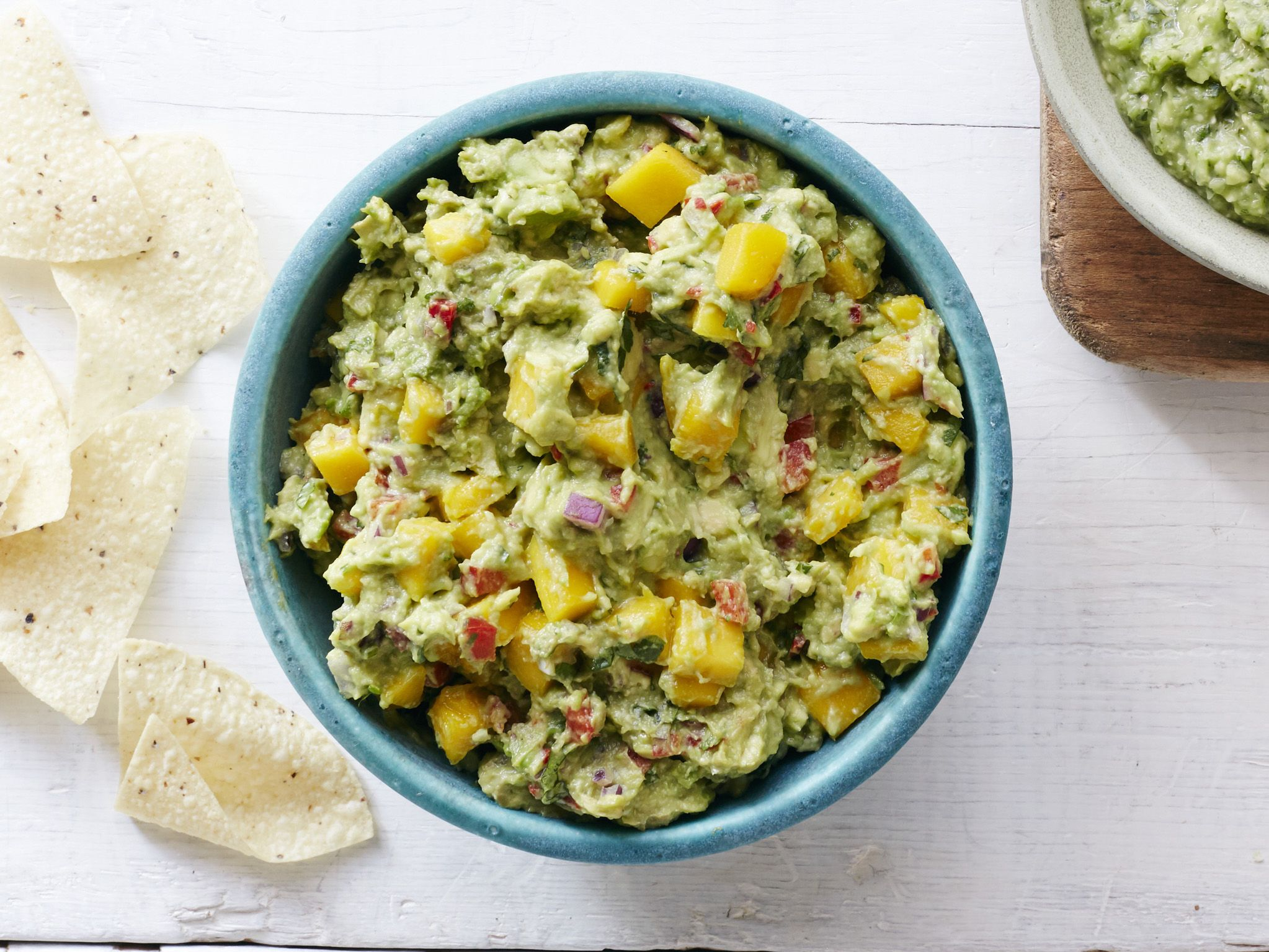 Chunky mango guacamole recept forumfinder Image collections
