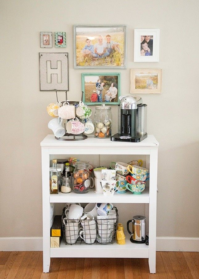 Lovely 13 Storage Ideas For Coffee And Tea Lovers
