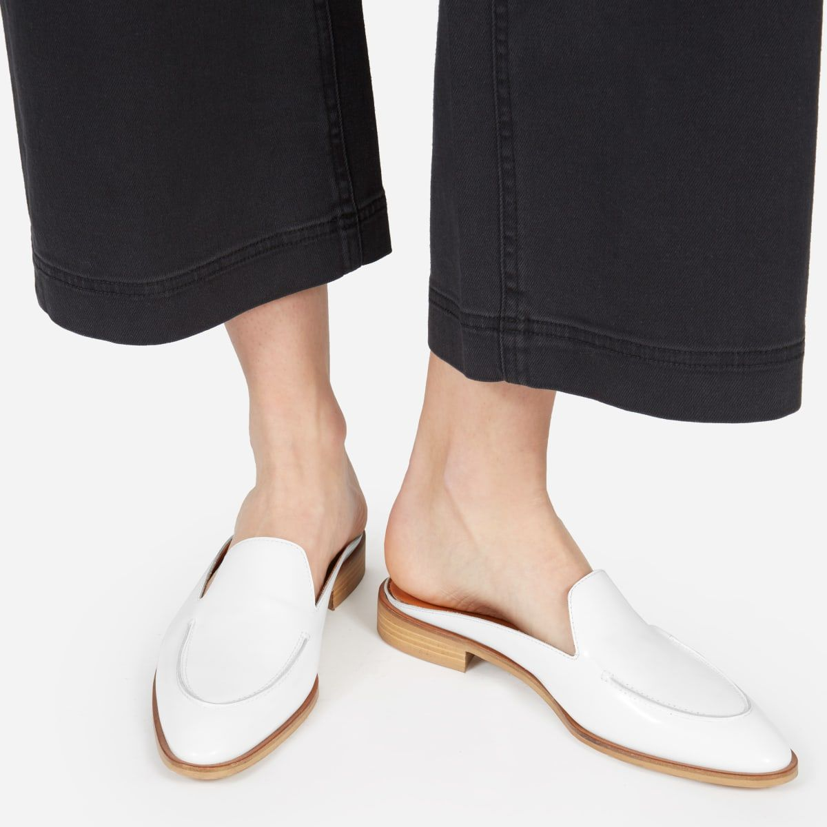 Women's Modern Loafer Mule   Everlane