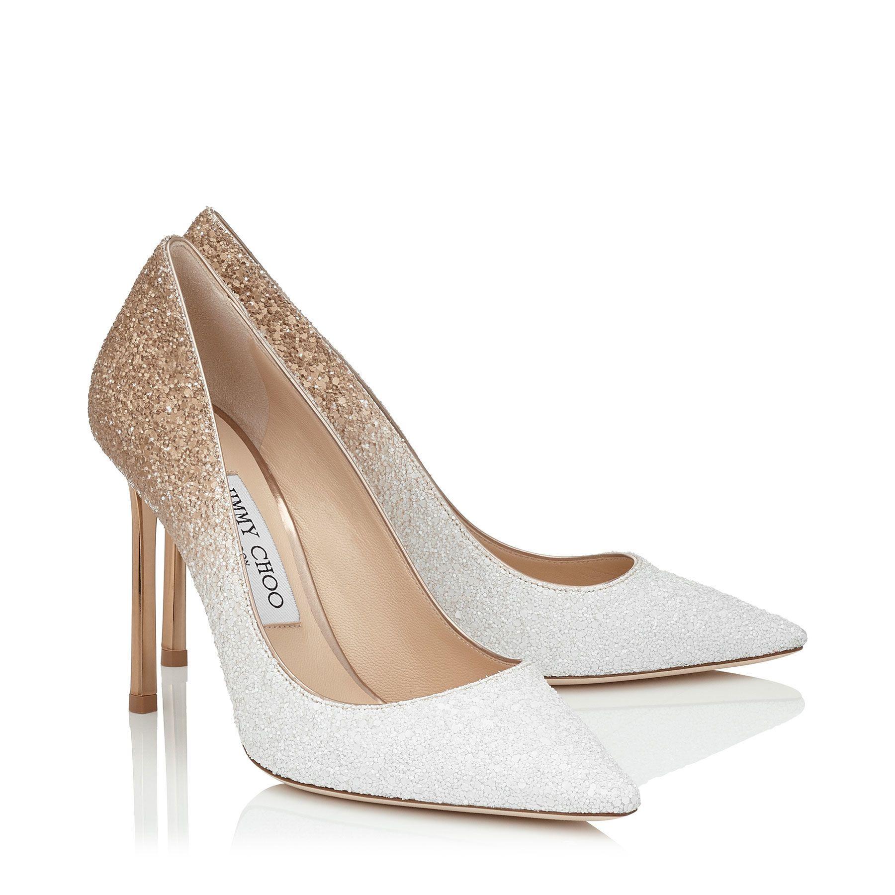official photos 04ebf dcc53 Zapatos de novia 2017  95 pares de ensueño para que conquistes al mundo ¡en  tu boda!