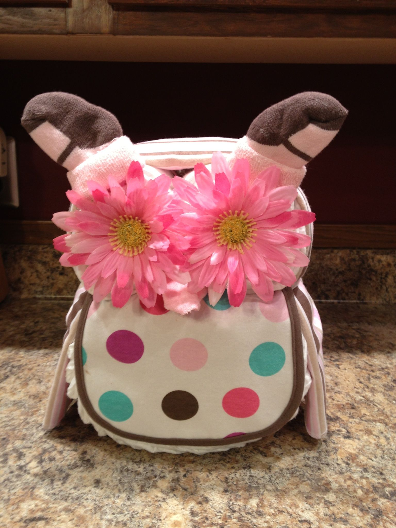 Another owl diaper cake baby shower ideas pinterest owl another owl diaper cake baditri Gallery
