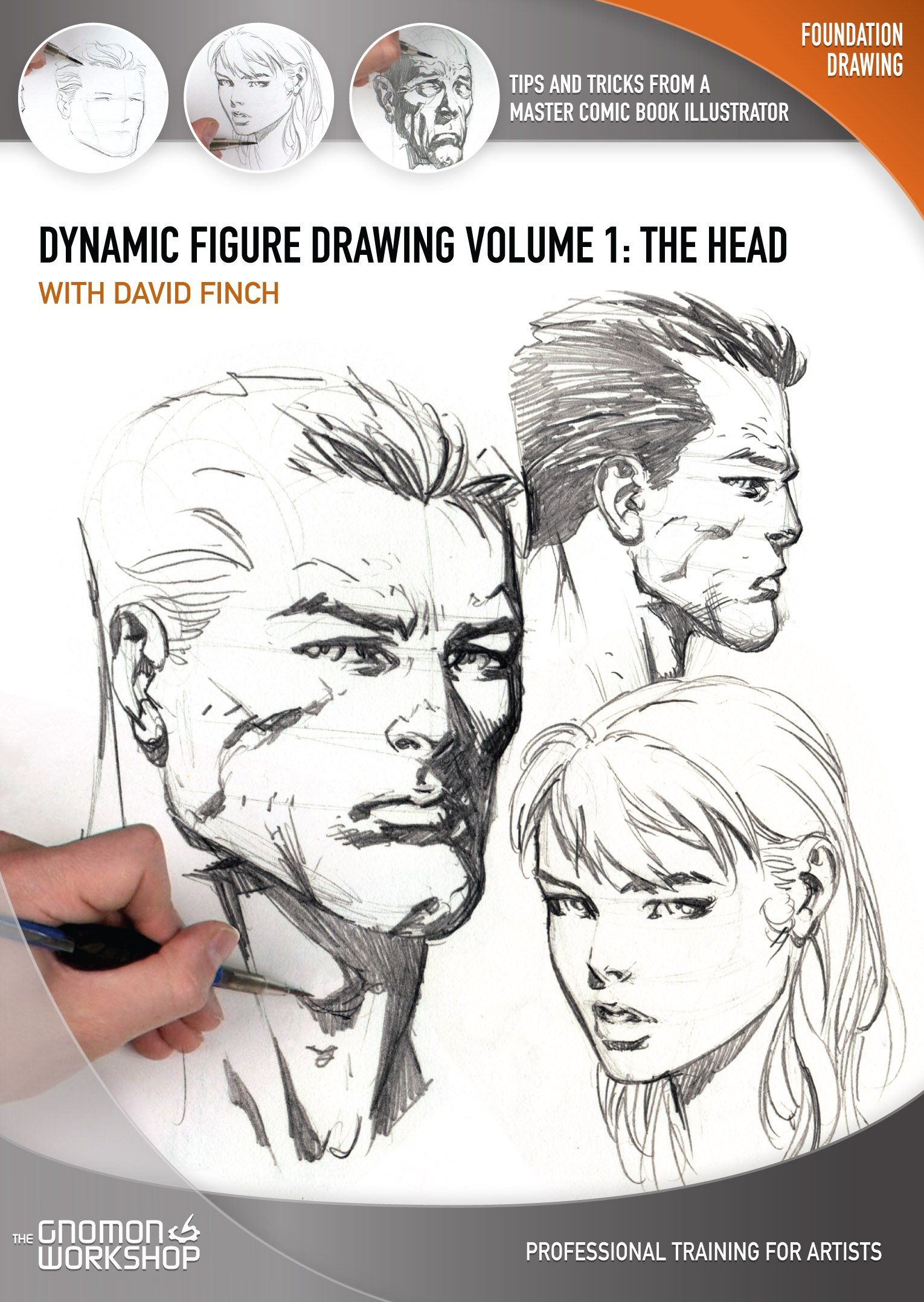Amazon.com: Dynamic Figure Drawing: The Head [Interactive DVD]: Dave ...