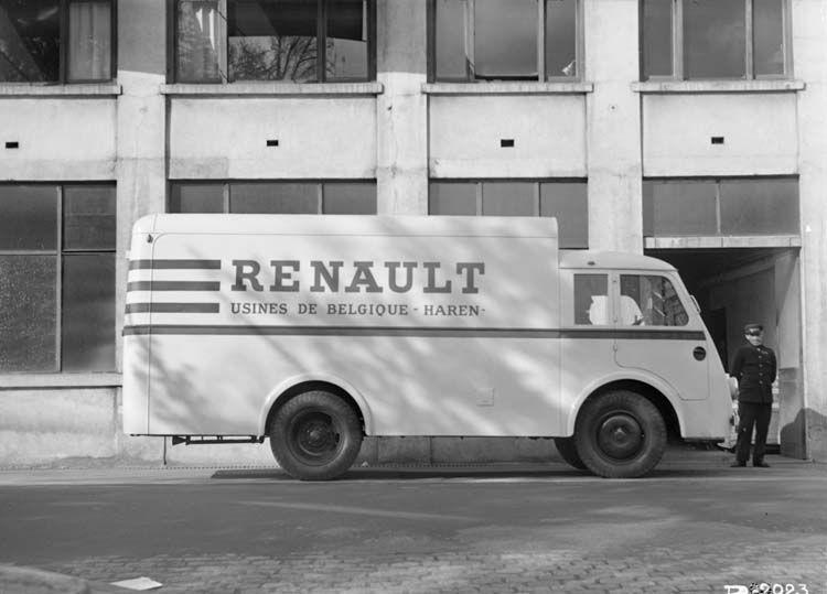 fourgon publicitaire renault type agp 65 cv 3 tonnes