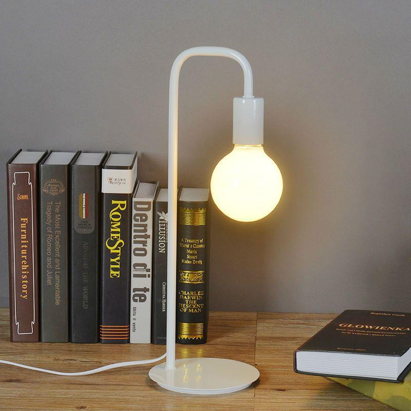 Desk Lamps Bedroom Bedside Reading Table Lamp Night Lighting