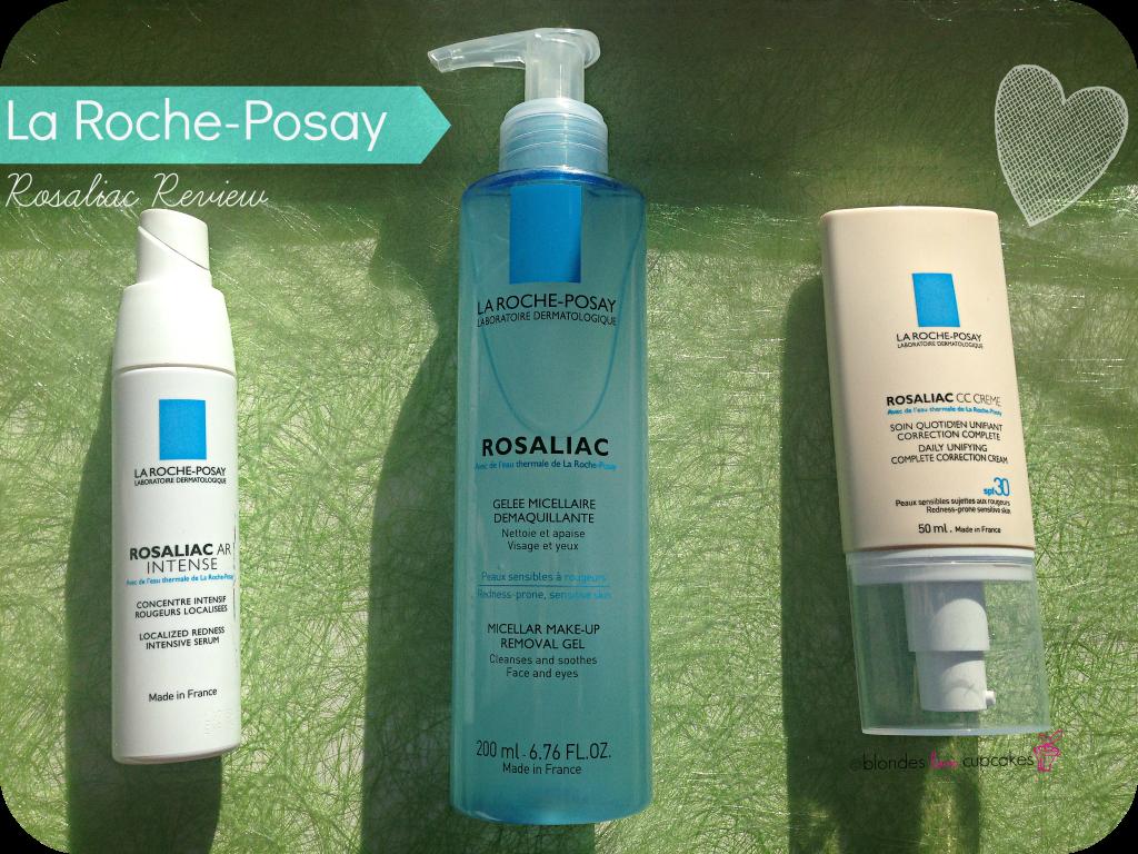 La Roche Posay Rosaliac Range Review Bbloggers Bye Bye Redness Skin Care Personal Care