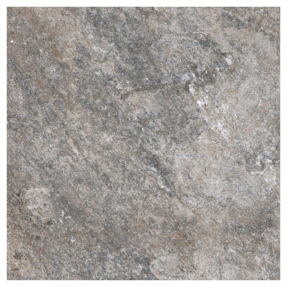 Alamo Grafito Ceramic Tile 18in X 18in 100411792 Floor And