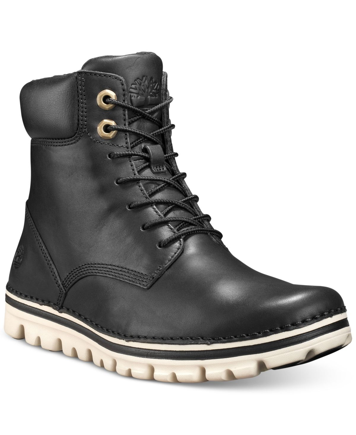 Leather boots women, Timberland boots