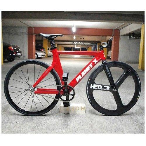 Fixed Gear Bike Planet X Pro Carbon Hhsb Bike Mountain Bike
