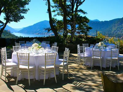 Griffin House On The Columbia River Gorge Weddings Here Comes Guide
