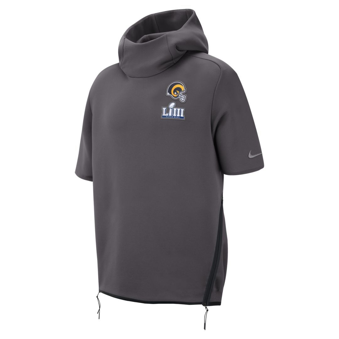 best service 20cf6 b62f2 Sideline Super Bowl LIII (NFL Rams) Men's Short-Sleeve ...