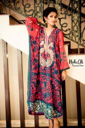 Ganga Jamni by Nada Ali Pret Wear Dresses 2014-15 (3)