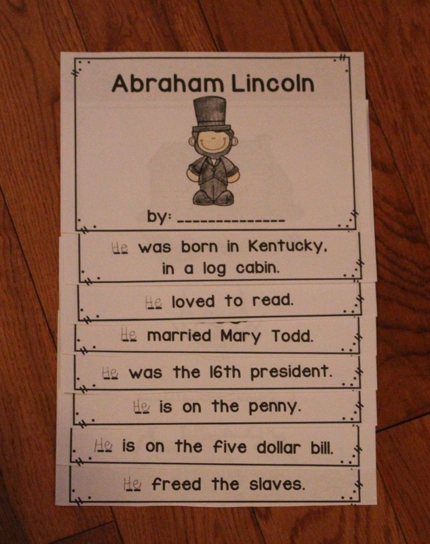 This Is A Good Activity For The Students To Learn Facts About