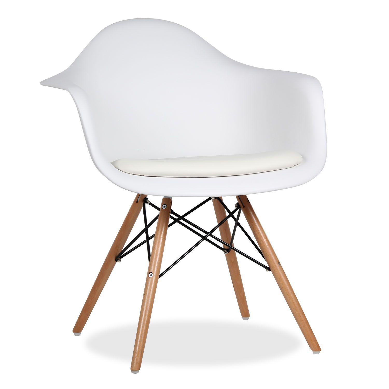 Dimero Stoel Pu Kussen Inspiratie Daw Van Charles Ray Eames Stoelen Eames Plastic Stoelen