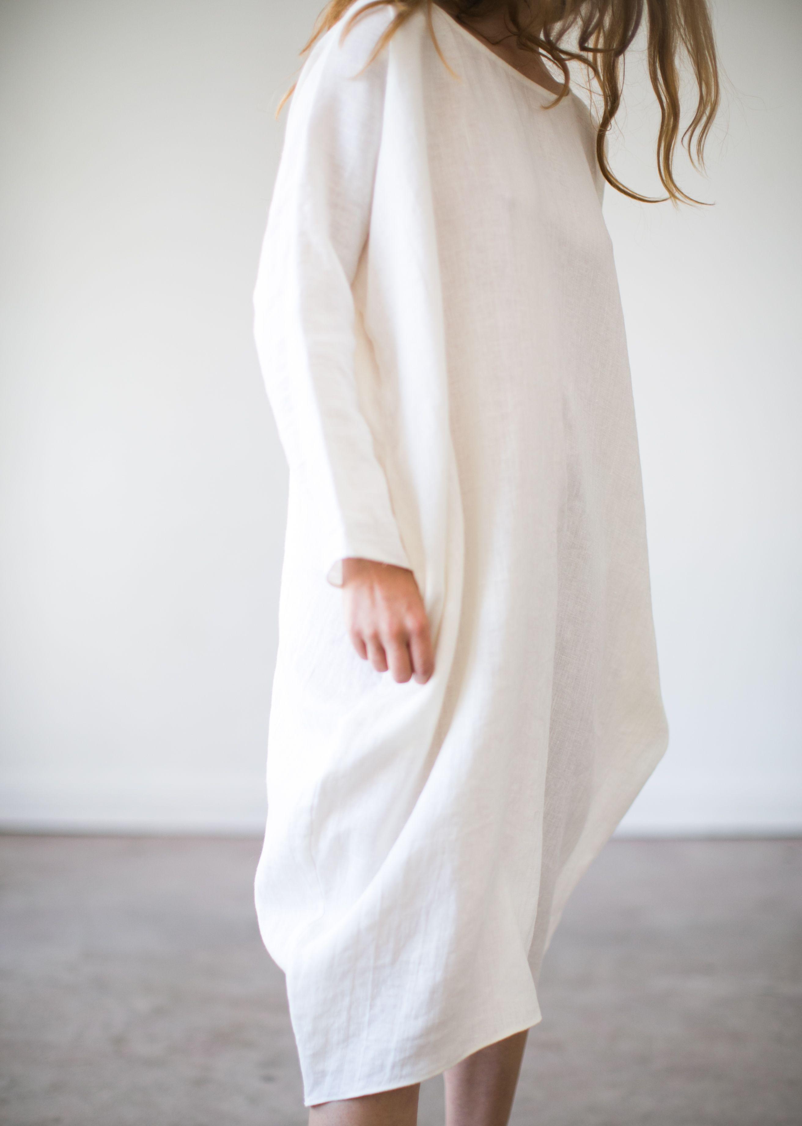 0053f35de8 Rachel Craven long sleeve cocoon dress