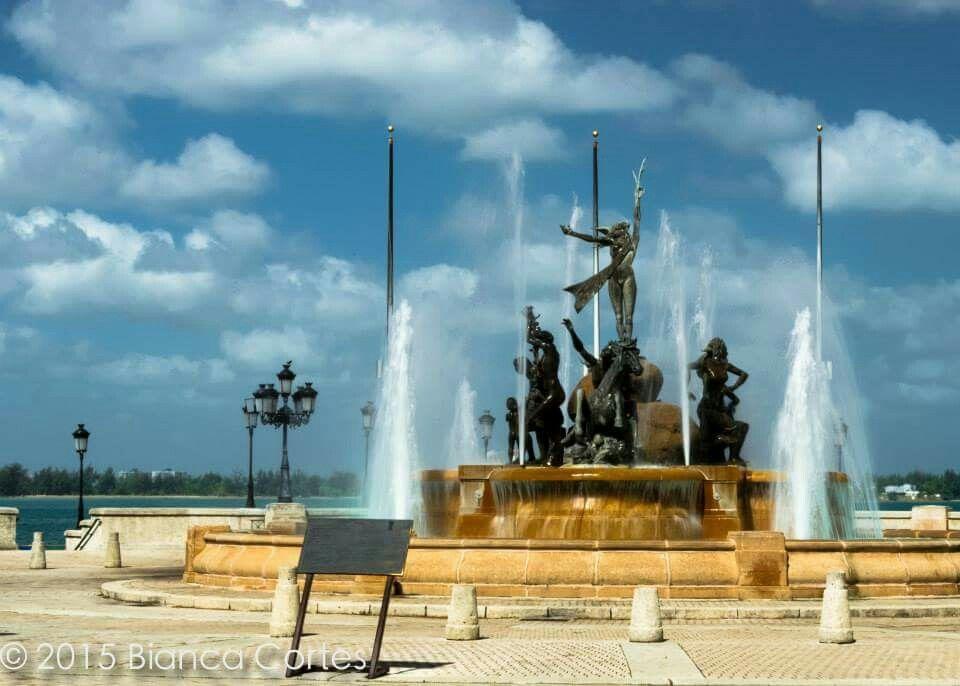 Paseo la Princesa San Juan, P.R.