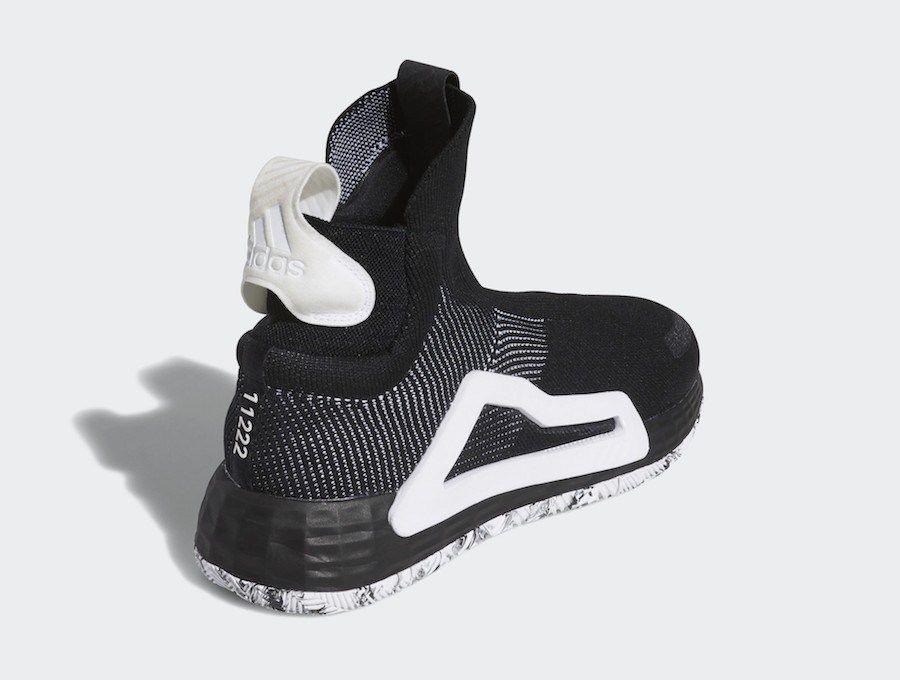artículo para jugar Centro comercial  Adidas N3XT L3V3L Core Black | Adidas models, Sock shoes, Sneakers nike