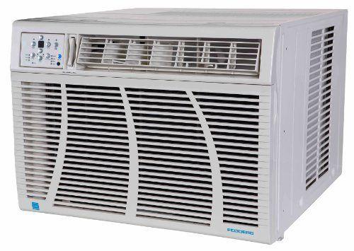 Fedders Azer24e7a 24 000 Btu Room Air Conditioner With 16 000 Btu