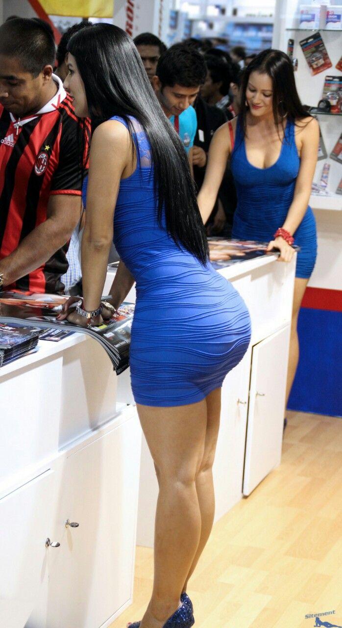 Sexy big ass latina
